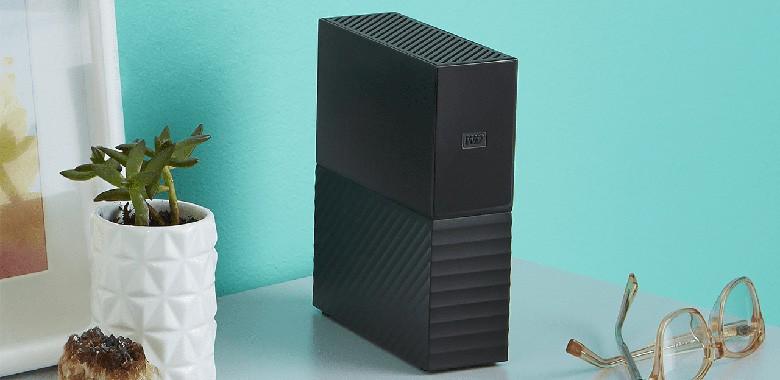 Hard disk desktop